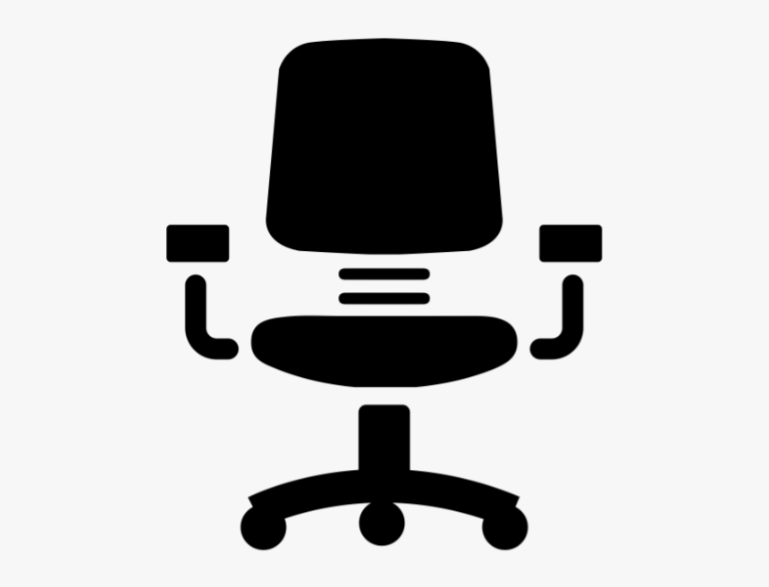 Office Chair Chair Icon, HD Png Download, Free Download
