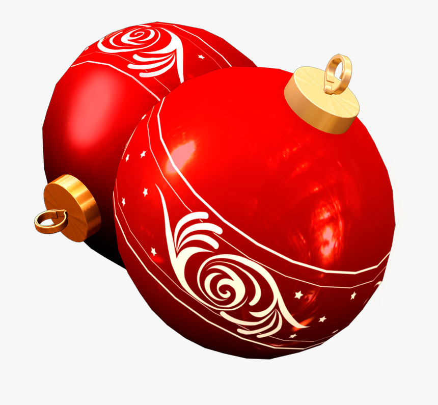 Transparent Red Christmas Ball Png - Christmas Day, Png Download, Free Download
