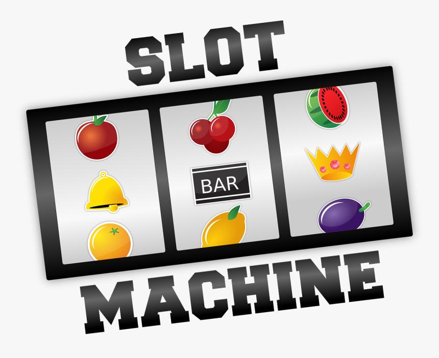 Slot Machine, Casino, Fruits, Gambling, Game - Slots Clip Art, HD Png Download, Free Download