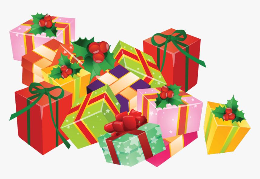 Christmas Gift Cartoon Clip Art Christmas Gift Cartoon Png Transparent Png Kindpng