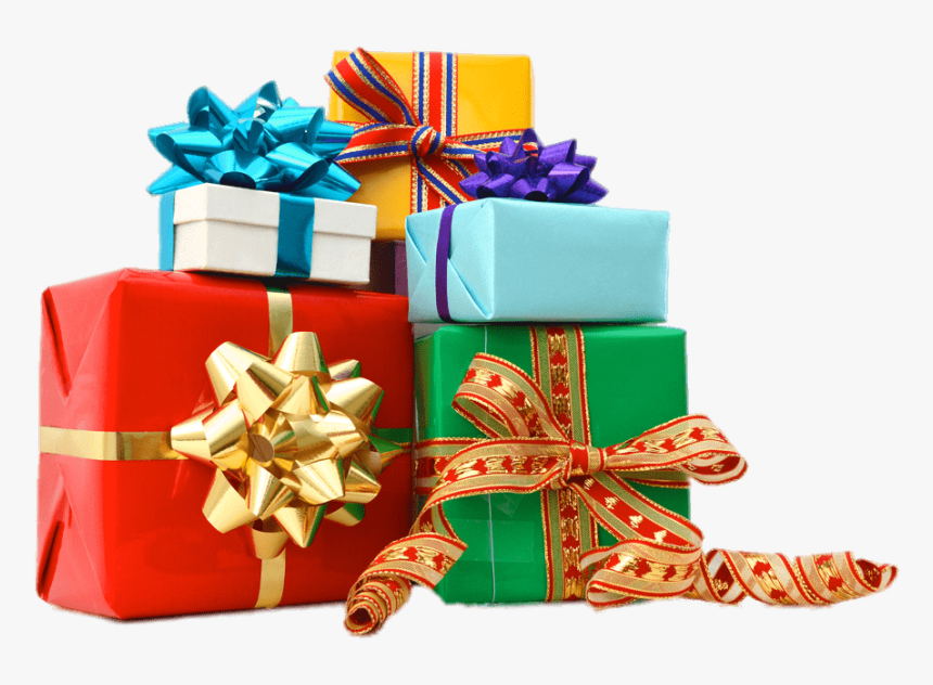 Gift Items In Png, Transparent Png, Free Download