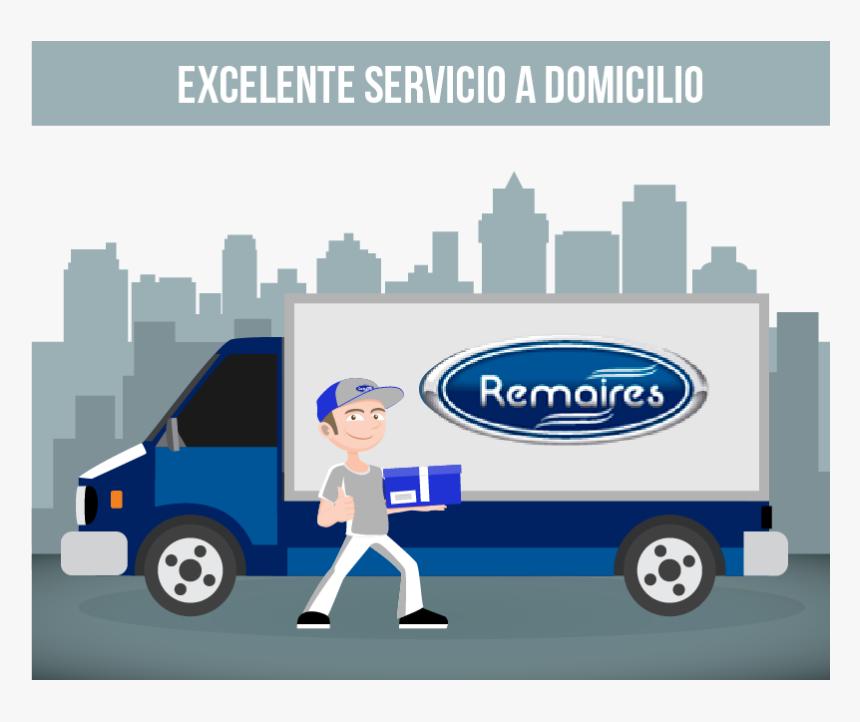 Domicilios 01 - Courier - Building Silhouette Vector Png, Transparent Png, Free Download