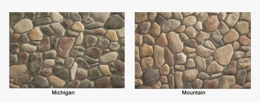 River Rock Stone Veneer Texture, HD Png Download, Free Download