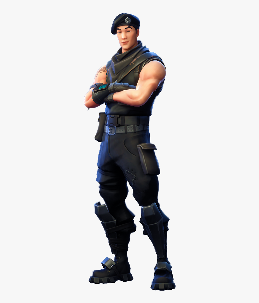 Fortnite Special Forces Png Image, Transparent Png, Free Download