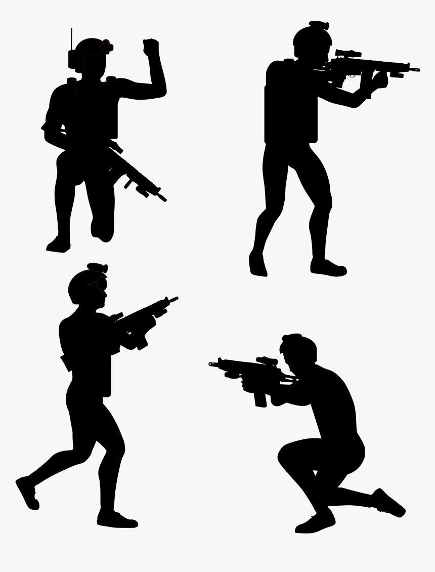Special Forces Soldier Icon, HD Png Download, Free Download