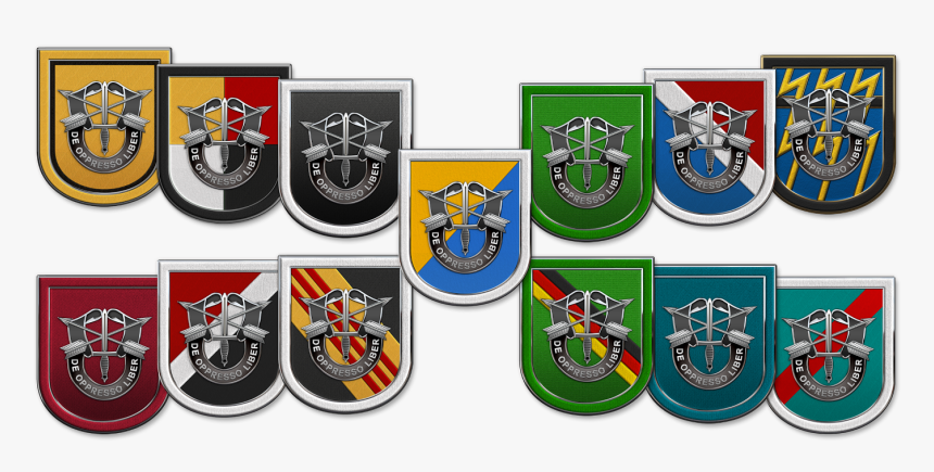 Special Forces Group Insignia, HD Png Download, Free Download
