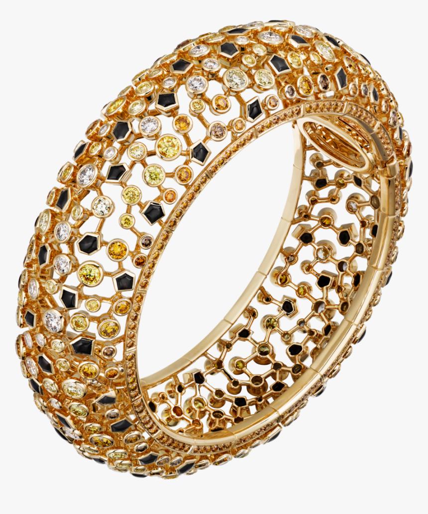 Transparent Diamond Bracelet Png - Bangles Png, Png Download, Free Download