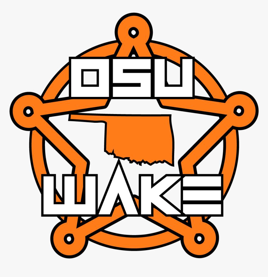 Osu Wake Logo Clipart , Png Download, Transparent Png, Free Download