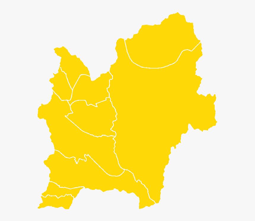 Mukims Of Hulu Perak District, Perak - Map, HD Png Download, Free Download