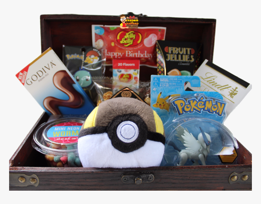 Pokemon Gift Baskets, HD Png Download, Free Download