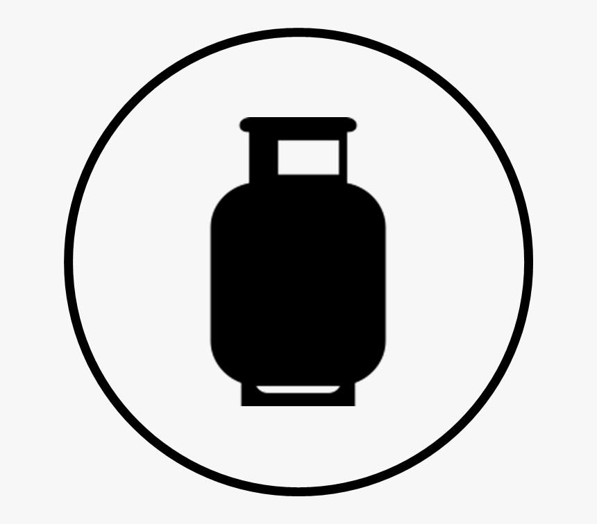 Gas Cylinder Clipart , Png Download - Lpg Tank Clipart, Transparent Png, Free Download
