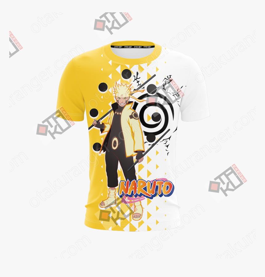 Naruto Uzumaki Naruto New Unisex 3d T-shirt - Gintama Gintama Unisex Zip Up Hoodie Jacket, HD Png Download, Free Download