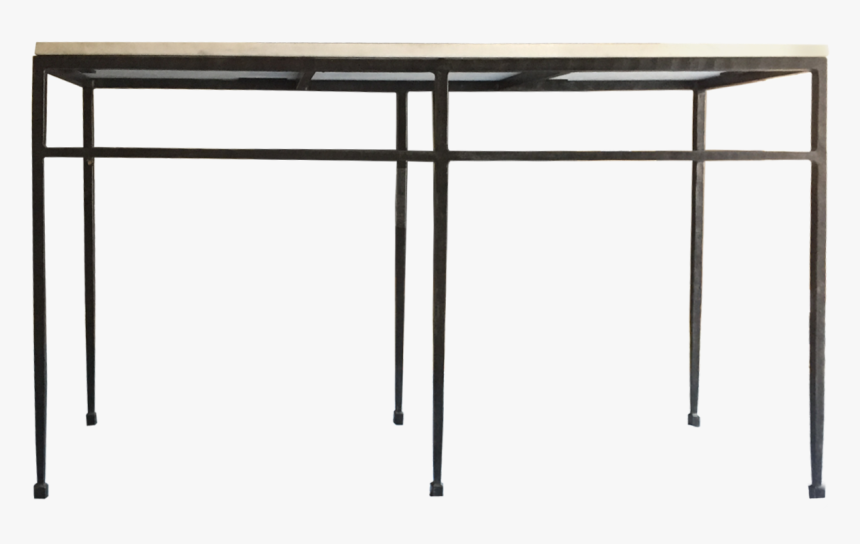 Viyet Designer Furniture Tables Modern Wrought Iron - Coffee Table, HD Png Download, Free Download