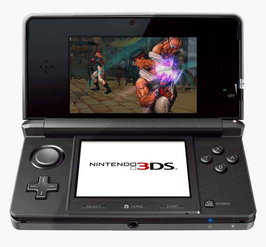 Nintendo 3ds, HD Png Download, Free Download
