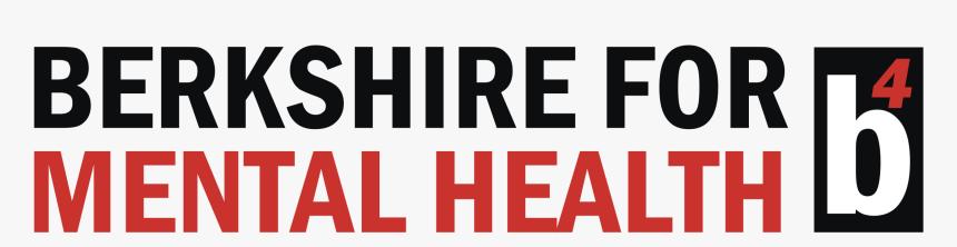 Berkshire For Mental Health 01 Logo Png Transparent - Sign, Png Download, Free Download
