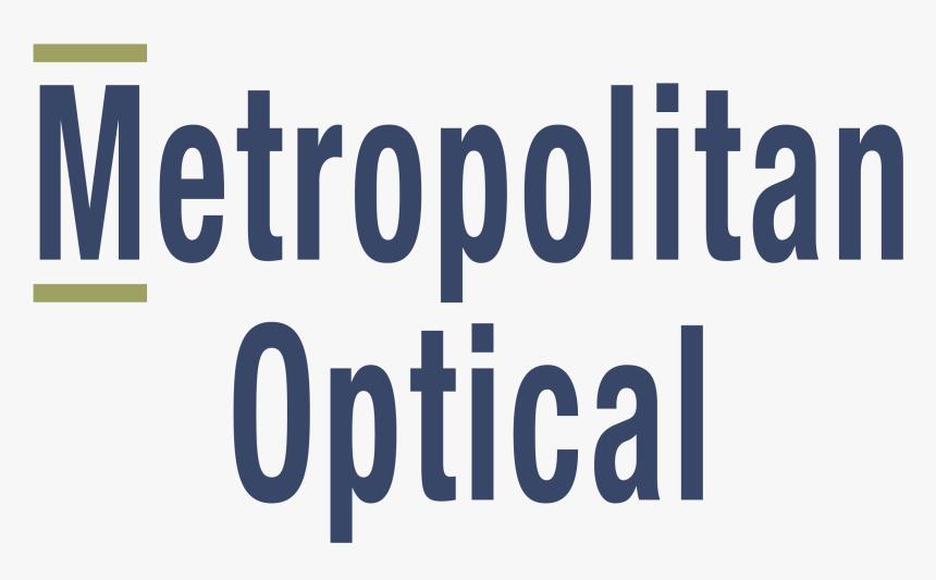 Metropolitan Optical - - Electric Blue, HD Png Download, Free Download