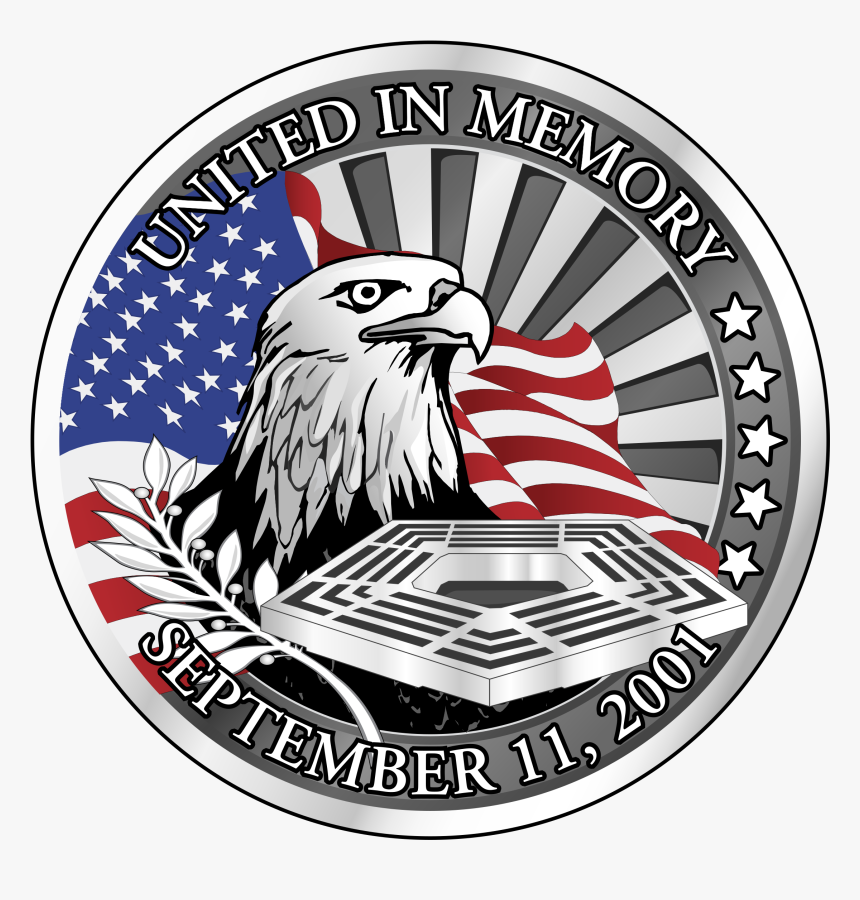 United In Memory Logo Png Transparent - September 11 2001 Clipart, Png Download, Free Download