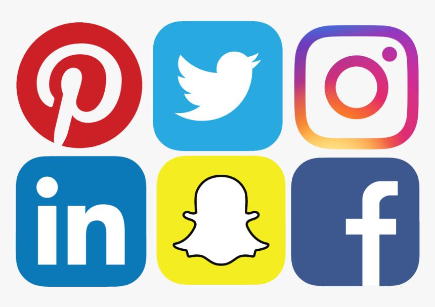 Social Media Icons Social Media Icons App Hd Png Download Kindpng