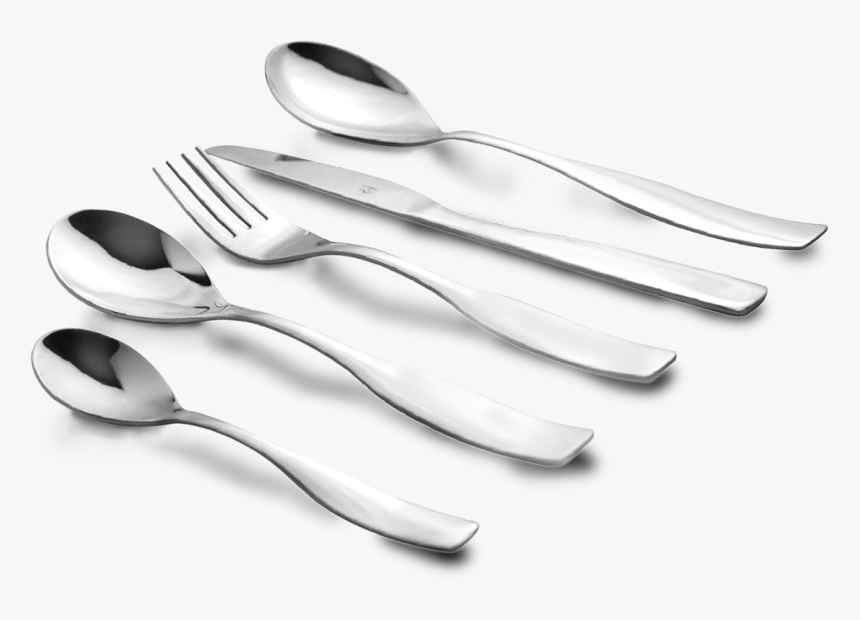 Canela Catering Canela Catering - Cubiertos Y Plato Png, Transparent Png, Free Download