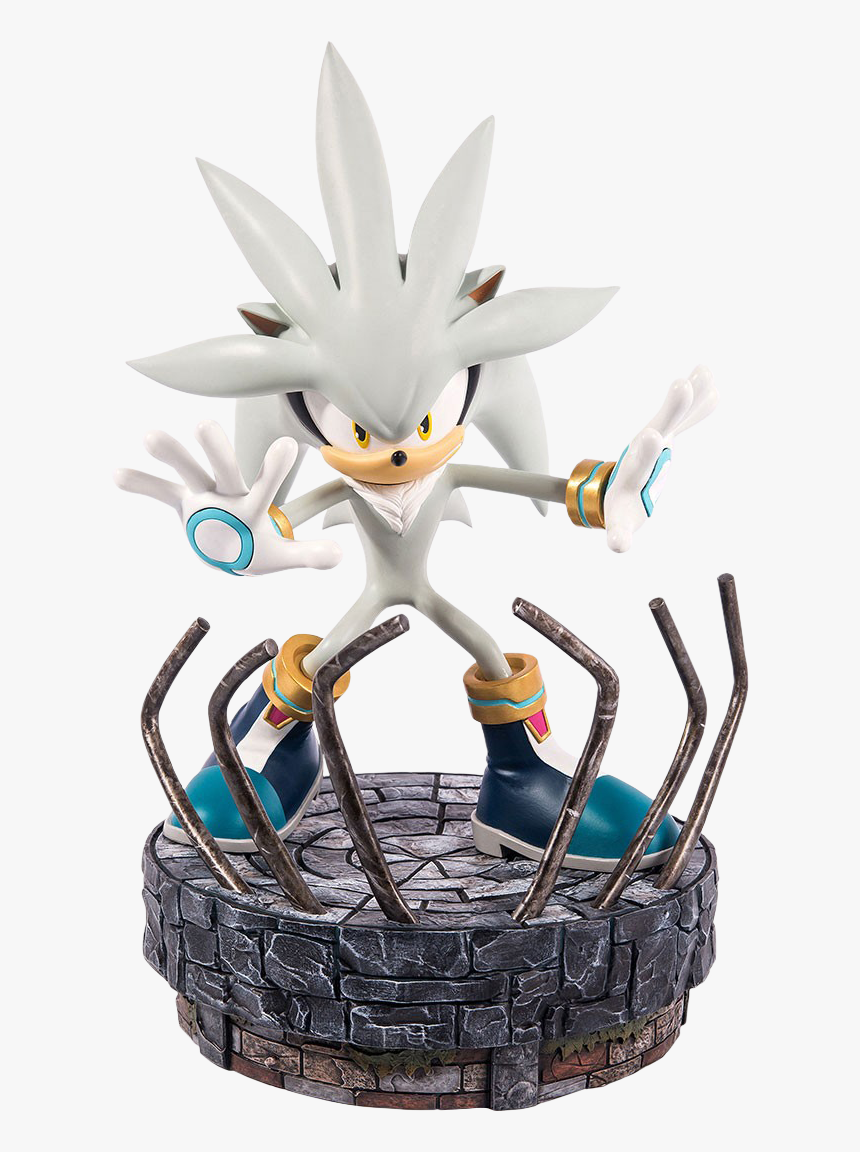 Transparent Sonic The Hedgehog Png - Sonic The Hedgehog Silver Cosplay, Png Download, Free Download