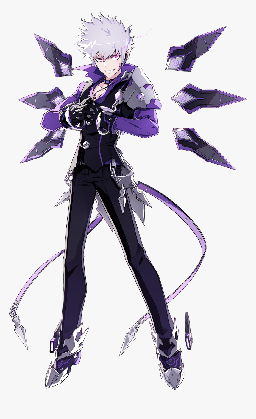 Lpportrait - Elsword Add Classes, HD Png Download, Free Download