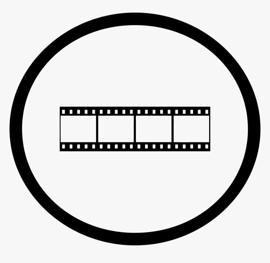 Transparent Background Film Strip, HD Png Download, Free Download