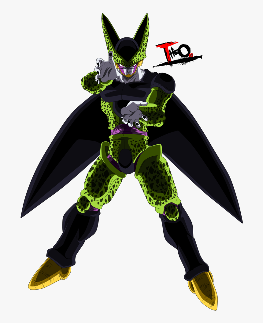 Perfect Cell Png - Super Perfect Cell Png, Transparent Png, Free Download