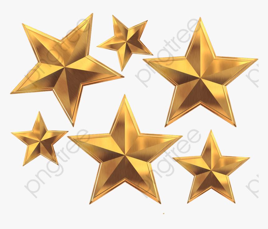 Transparent Gold Star Clipart - Estrella De Oro Png, Png Download, Free Download