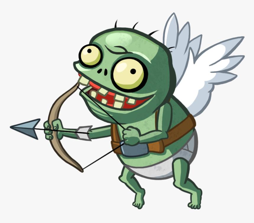 Dibujos De Plantas Vs Zombies 2 Zombi, HD Png Download - kindpng