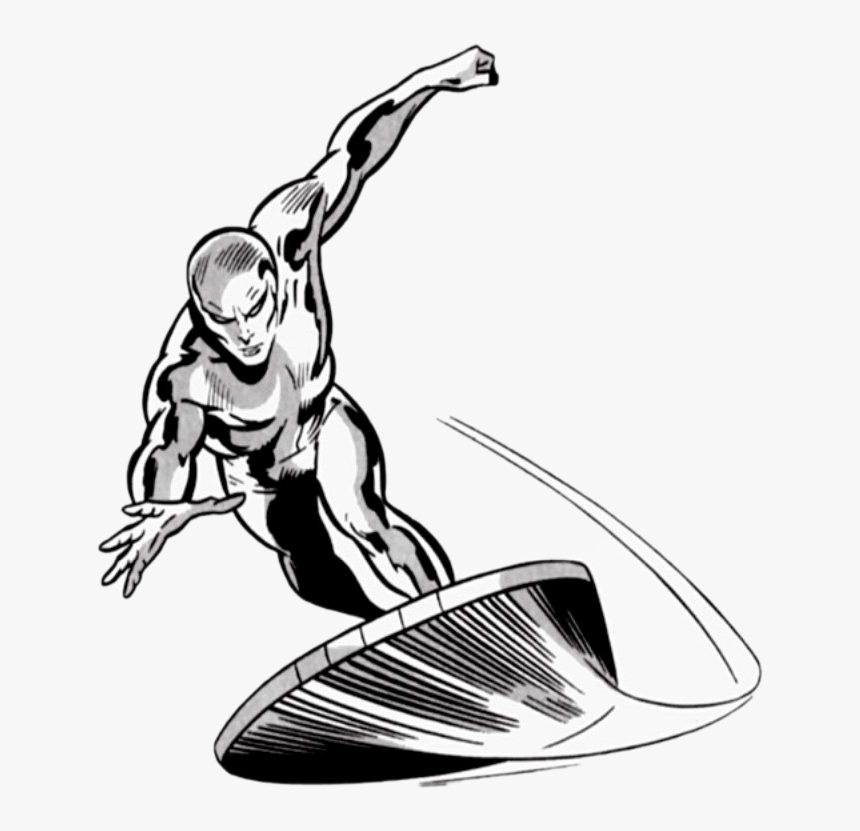 Silver Surfer 1920x 1080 P, HD Png Download, Free Download
