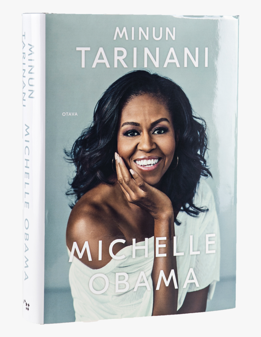 Minun Tarinani - Michelle Obama Becoming Png, Transparent Png, Free Download