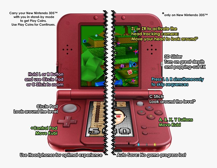 Bit Boy Arcade 3ds, HD Png Download, Free Download