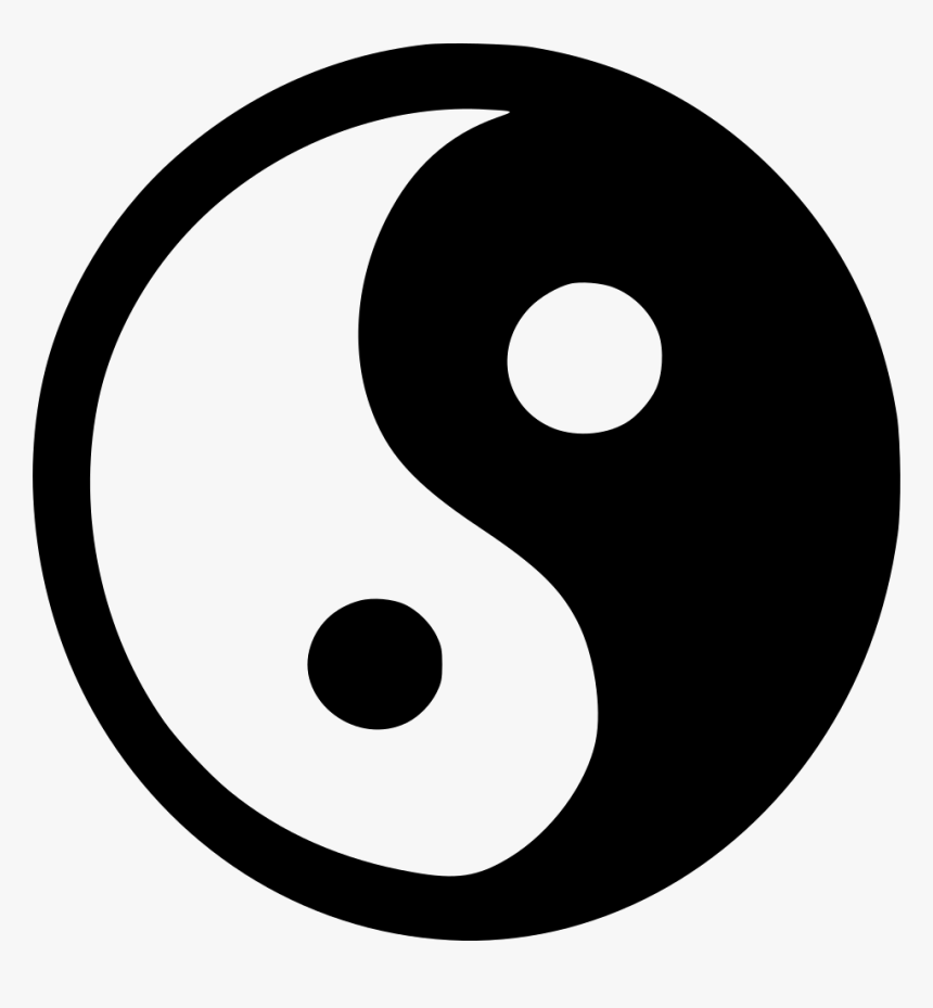 The Consolations Of Philosophy Yin And Yang - Ville De Saint Etienne, HD Png Download, Free Download
