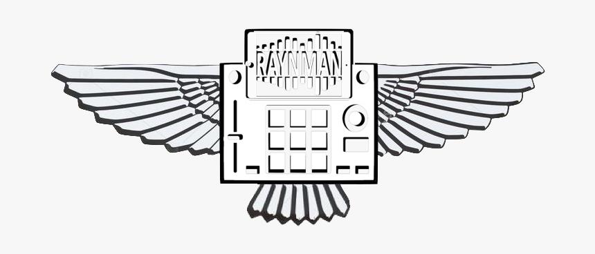 Raynman - Bentley Logo Hd, HD Png Download, Free Download