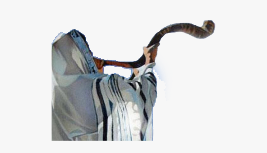 Shofar Blowing Png Pic - Two Witnesses Revelation, Transparent Png, Free Download