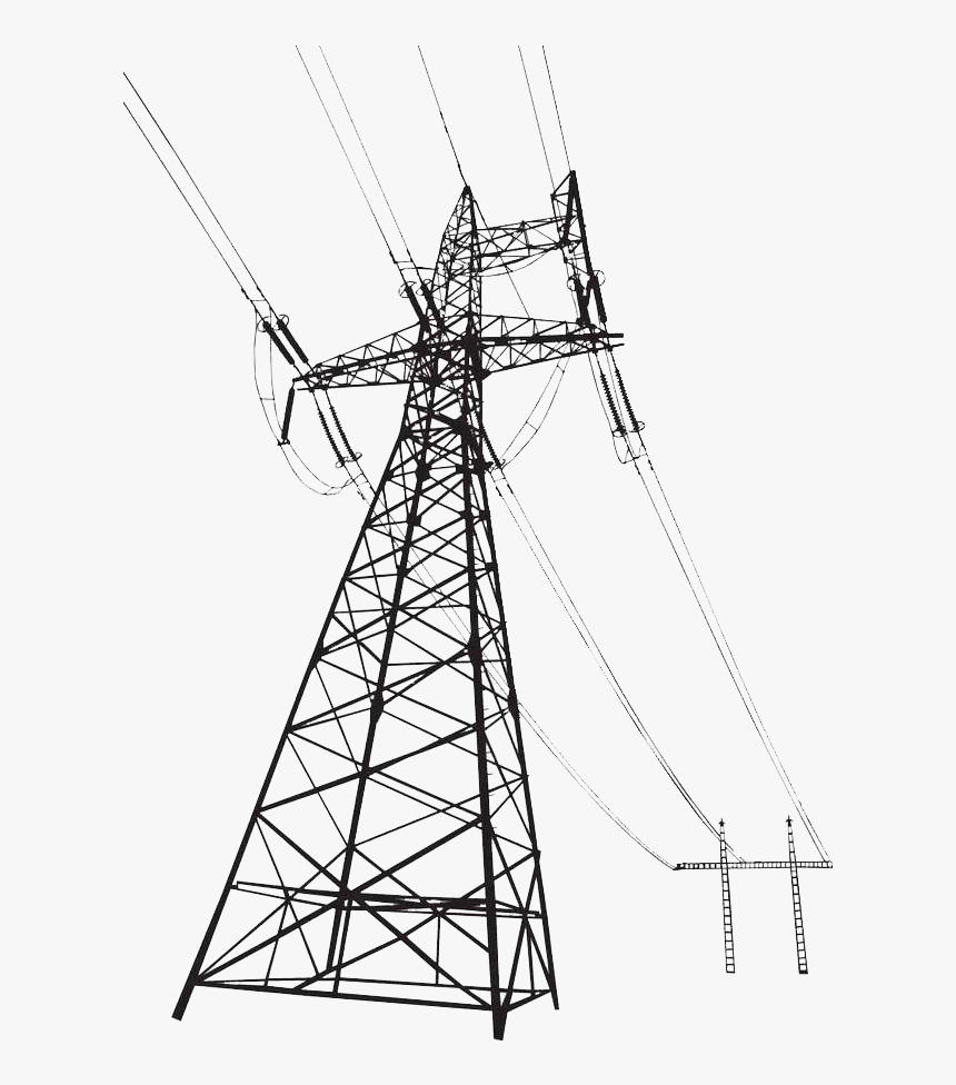 Power Transmission Royalty-free High Overhead Voltage - Smart Grid, HD Png Download, Free Download