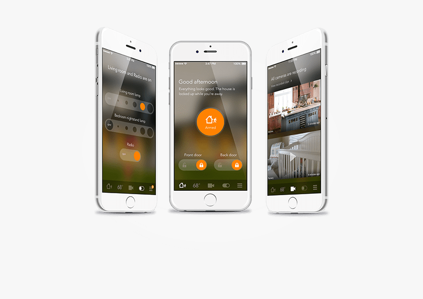 Vivint Home Security Camera Photos - Vivint Security, HD Png Download, Free Download