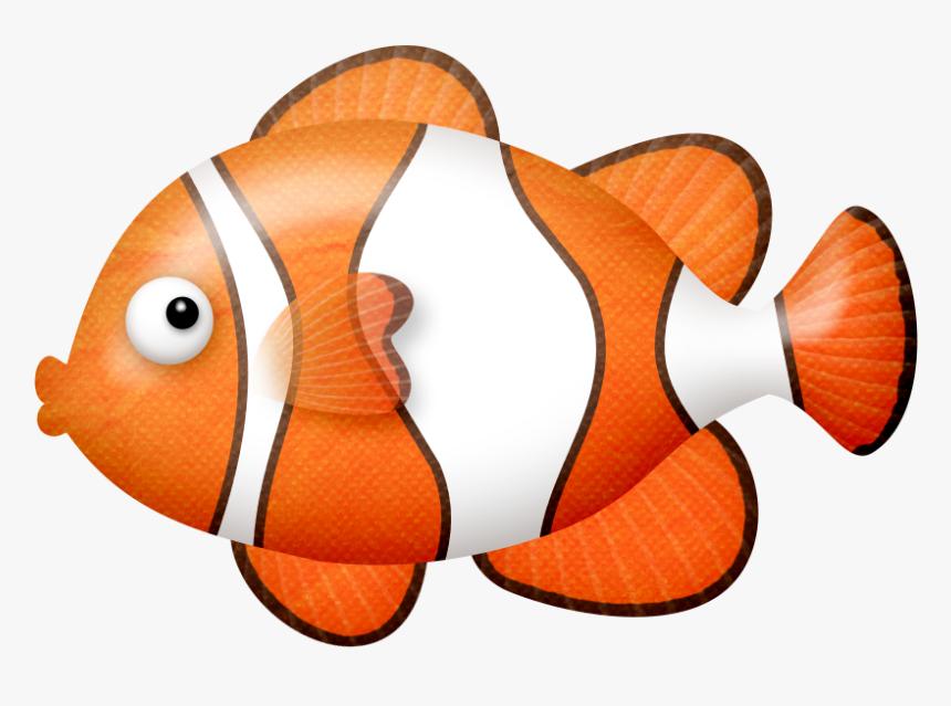 Goldfish Clipart Clown Fish - Clip Art, HD Png Download, Free Download