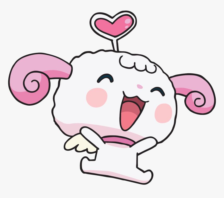 Cute Tamagotchi - Cute Anime Animal Png, Transparent Png, Free Download