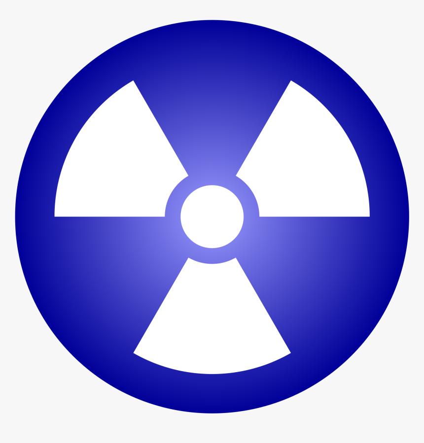 Radioactive , Png Download - Hazard Symbol, Transparent Png, Free Download