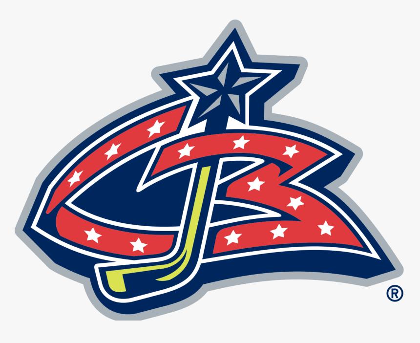 Columbus Blue Jackets Old Logo, HD Png Download, Free Download