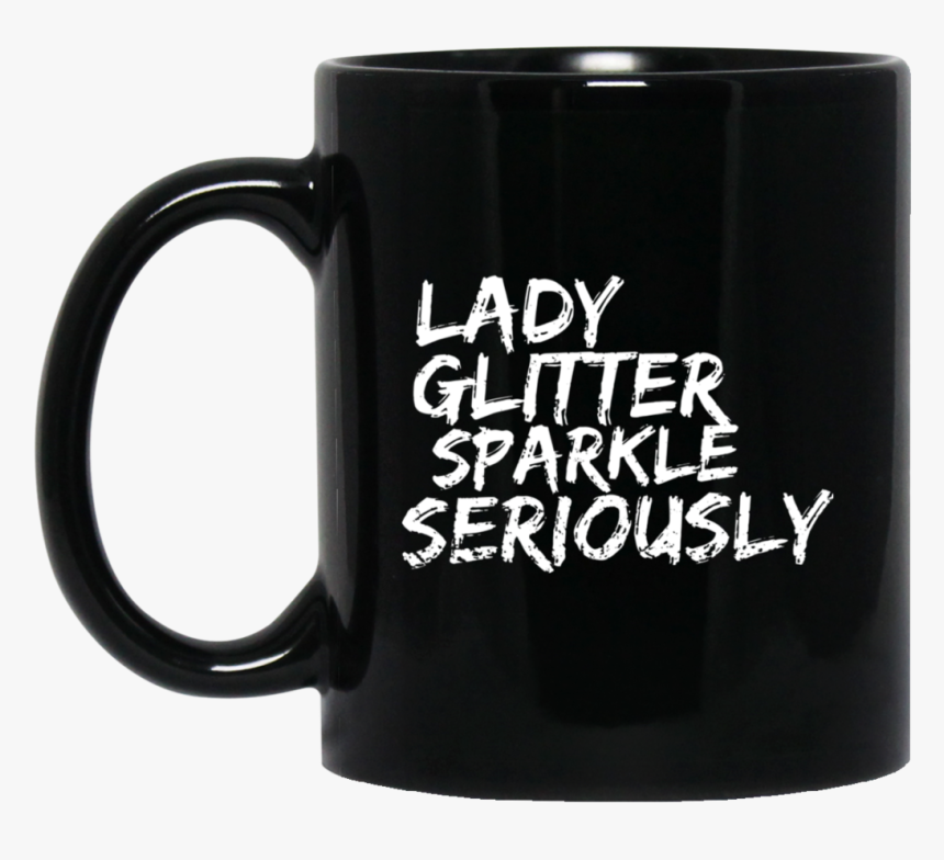 Lady Glitter Sparkle Seriously, Movie Kids Trolls Mugs - West Wing Mug Lead Like Jed, HD Png Download, Free Download