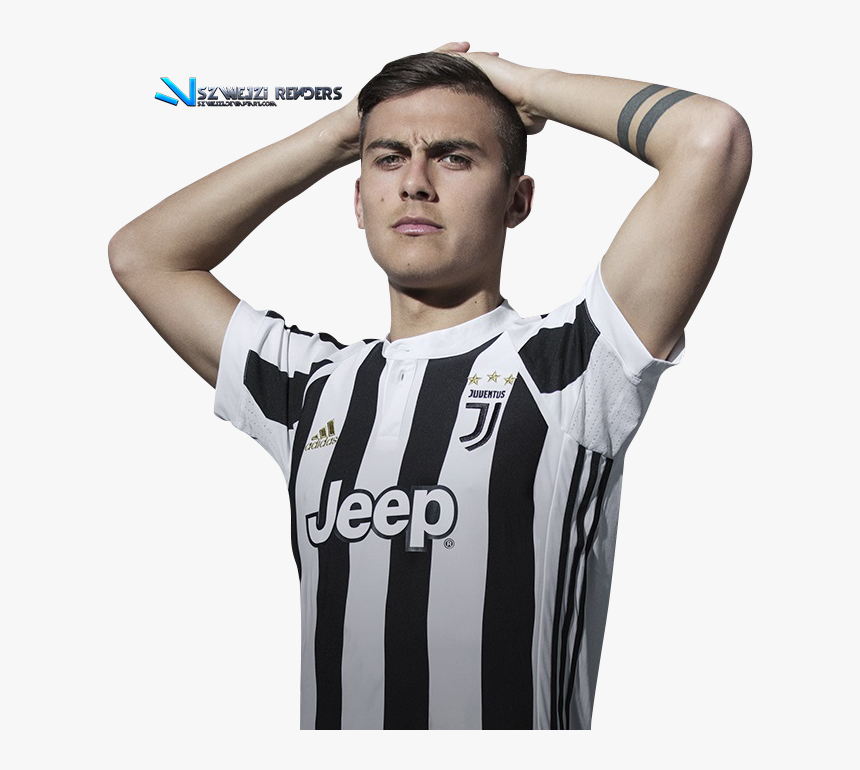 Juventus Players 17 18 - Paulo Dybala 2017 Png, Transparent Png, Free Download