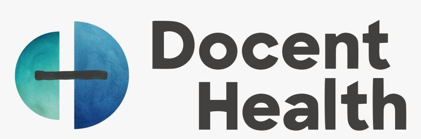 Docent Health - Signage, HD Png Download, Free Download