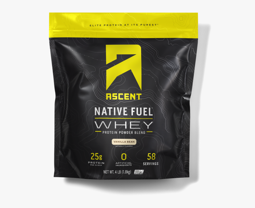 Whey Protein Consumer - Ascent Whey Protein, HD Png Download, Free Download
