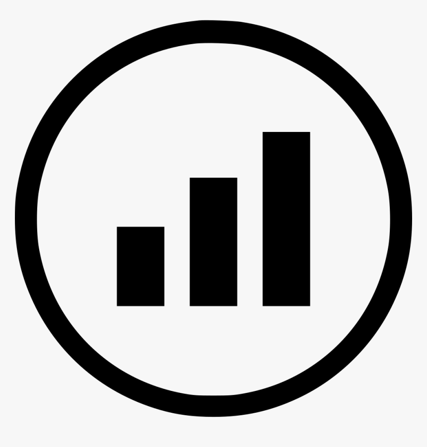 Statistics Report Metrics Data Info Svg Png Icon Free - Transparent Statistics Icon Png, Png Download, Free Download