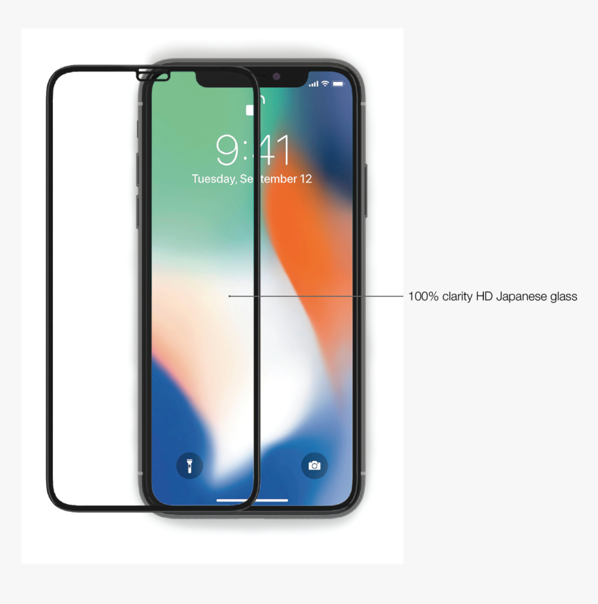 "Iphone X/xs Screen Protector""  Class=""lazyload Lazyload - Iphone, HD Png Download, Free Download"
