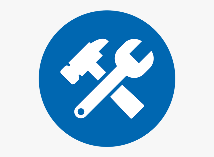 Construction Icon - Email Contact, HD Png Download, Free Download