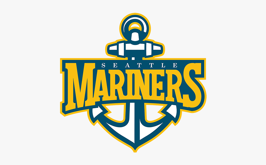 Seattle Mariners Png Image Background - Seattle Mariners Concept Logo, Transparent Png, Free Download