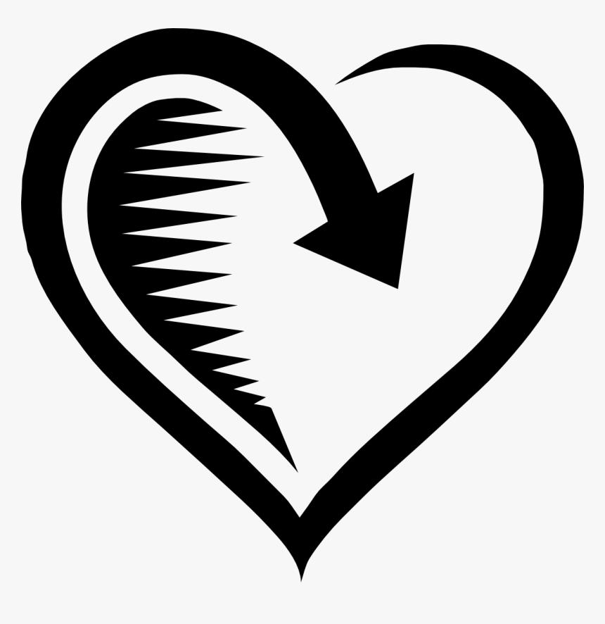Black And White Love Clip Art Whatsapp Status Logo Png